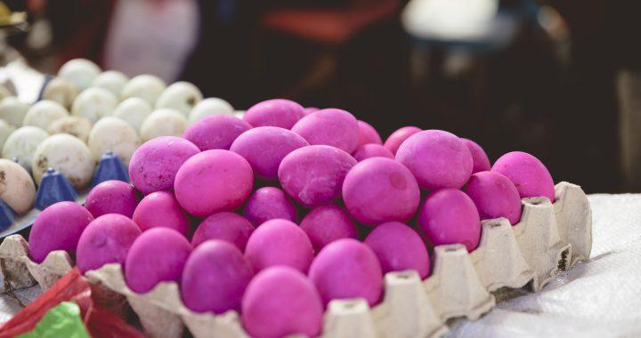 Ostereier - Frohe Ostern